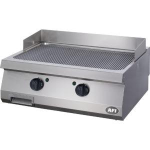 Plancha électrique 800 mm gamme 700