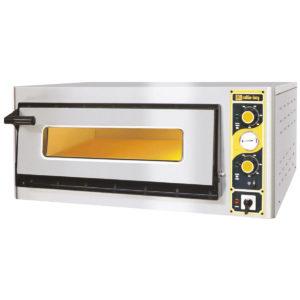 Four à pizza électrique 1 niveau 680 x 680 mm