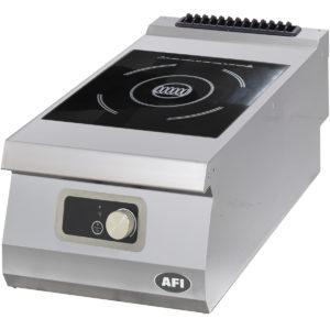 Fourneau électrique gamme 700, 1 plaque induction à poser