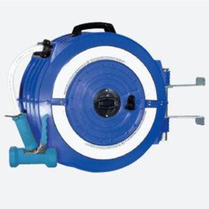 Centrale de nettoyage tuyau 15 m / 1 produit
