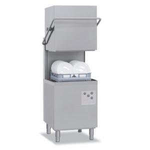 Lave vaisselles à capot panier 50 x 50 sans adoucisseur triphasé